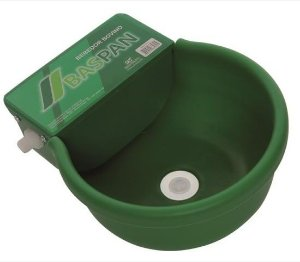 Bebedouro Automático Baspan Com Boia Para Bovinos 8 litros