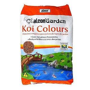 Ração Alcon Garden Koi Colours - Saco 1,5 kg