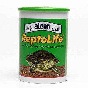 Ração Alcon Reptolife Para Tartaruga Pote 270 Gr