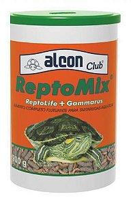 Raçao Alcon Reptomix Para Tartarugas Pote 200 gr