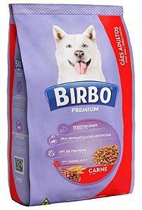Ração Para Cães Adultos Birbo Premium Sabor Carne 15 kg