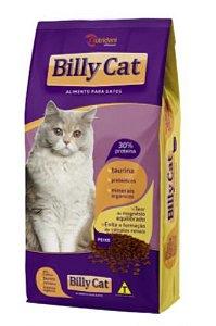 Ração Para Gatos Billy Cat 25 kg