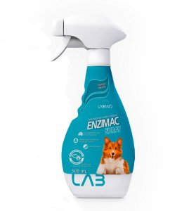 Eliminador De Odor EnziMac Cães Spray - 500ml