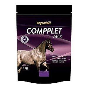 Suplemento Organnact Para Equinos Compplet Max Organnact 6 Kg