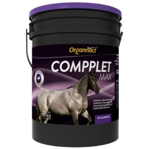 Suplemento Organnact Para Equinos Compplet Max Organnact 15 Kg