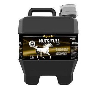 Nutrifull Equi Suplemento Organnact - 3,6 litros