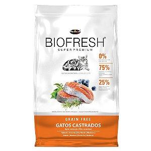 Ração Biofresh Gatos Castrados - 7,5kg