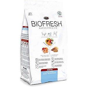 Ração Biofresh Senior Raças Médias 10 kg