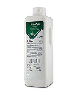 Shampoo Antibacteriano Para Cães Peroxsyn Konig - 1 Litro