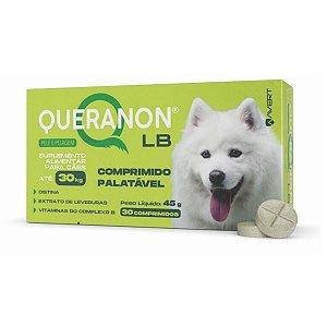 Suplemento Cães Avert Queranon Lb Até 30kg - 30 Comprimidos