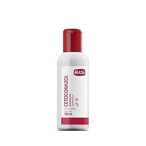 Shampoo Antifúngico Ibasa Cetoconazol Para Cães e Gatos 100ml