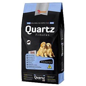 Ração Quartz Premium Cães Filhotes