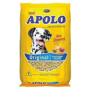 Ração Para Cães Adultos Apolo Original Hercosul