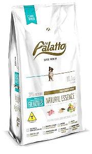Ração Super Premium Pet Palatto Natural Essence Filhotes 10,1kg - Brinde 1 Colchonete Exclusivo