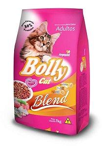 Ração Para Gatos Bolly Cat Blend
