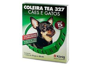 Coleira Antipulgas TEA Konig Para Cães e Gatos