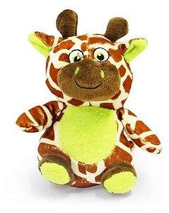 Brinquedo Pelúcia Girafa PetCute