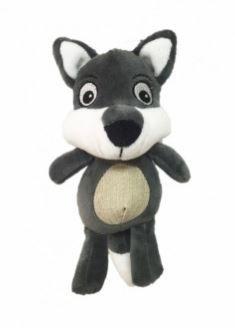 Brinquedo Pelúcia Raposa PetCute