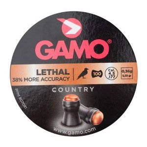 Chumbinho Gamo Lethal Country 4.5mm 100un