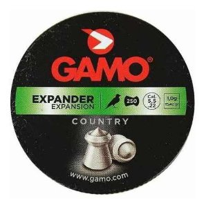 Chumbinho Gamo Expander Expansion Country 5.5mm 250un