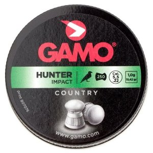 Chumbinho Gamo Hunter Impact Country 5.5mm 250un