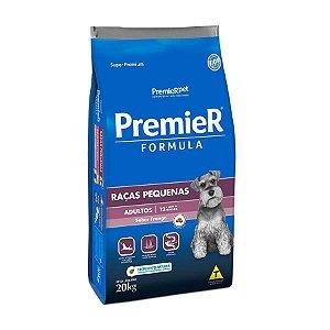 Ração Premier Formula Raças Pequenas Cães Adultos - Sabor Frango 20kg