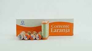 L.CORRENTE LARANJA COR 0670 C/10UND