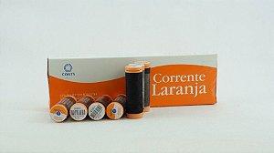 L.CORRENTE LARANJA COR NT C/10UND