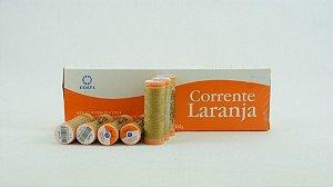 L.CORRENTE LARANJA COR 0493 C/10UND