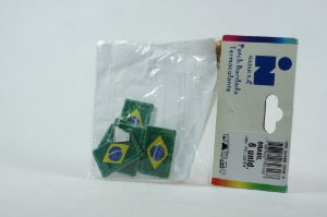 APLICACAO BANDEIRA BRASIL REF.53498 PCT C/6