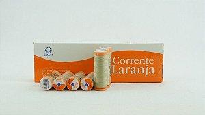 L.CORRENTE LARANJA COR 0025 C/10UND