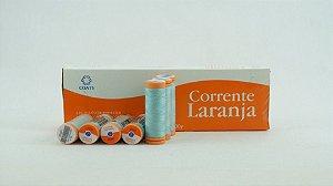 L.CORRENTE LARANJA COR 0341 C/10UND
