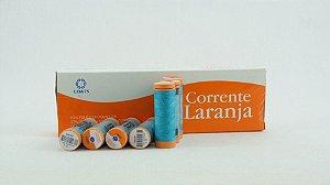 L.CORRENTE LARANJA COR 4091 C/10UND