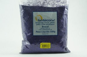 BROCAL METALICO 100G COR 080 VIOLETA