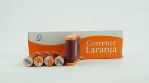 L.CORRENTE LARANJA COR 0034 C/10UND
