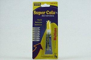 SUPER COLA 2G BLISTER UND