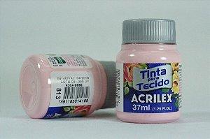 TINTA TECIDO FOSCA 37ML N.813 ROSA BEBE