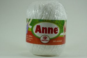 ANNE 500MT 8001 BCO CONT 100% ALGODAO