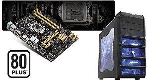 GAMER I5-4460 120GB SSD  RHINO