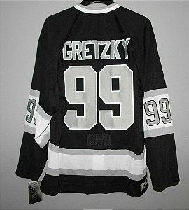 Camisa Jersey - Los Angeles Kings - Wayne Gretzky #99