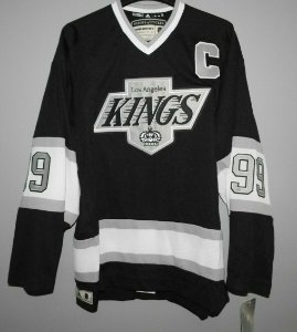 Camisa Jersey - Los Angeles Kings - Wayne Gretzky #99