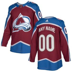 Camisa jersey Colorado Avalanche - Gabriel Landeskog #92 - Cale Makar #8 - Nathan MacKinnon #29