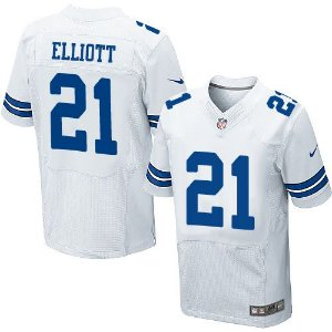 Jersey - 21 Elliott - Dallas Cowboys - MASCULINA