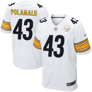 Jersey - 43 Troy Polamalu - Pittsburgh Steelers - MASCULINA