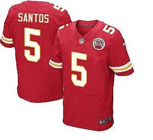 Jersey - 5 Cairo Santos - Kansas City Chiefs - MASCULINA
