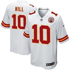 Jersey - 10 Tyreek Hill - Kansas City Chiefs - MASCULINA