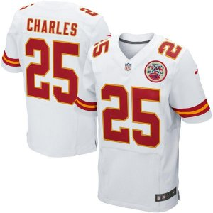 Jersey - 25 Jamaal Charles - Kansas City Chiefs - MASCULINA