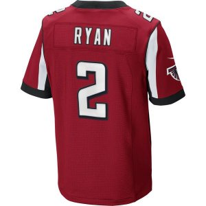 Jersey - 2 Matt Ryan - Atlanta Falcons - MASCULINA