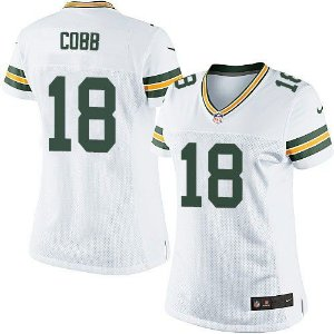 Jersey - 18 Randall Cobb - Green Bay Packers - FEMININA