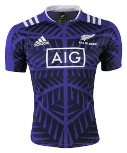 Camisa Adidas All Blacks Rugby Home